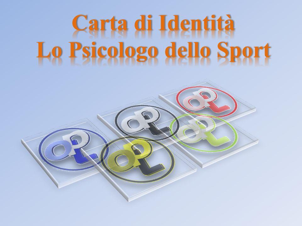 Enti Pubblici Ruoli dello Psicologo dello Sport Consulenza e formazione di educatori, genitori, allenatori, dirigenti, arbitri, preparatori, medici e fisioterapisti.