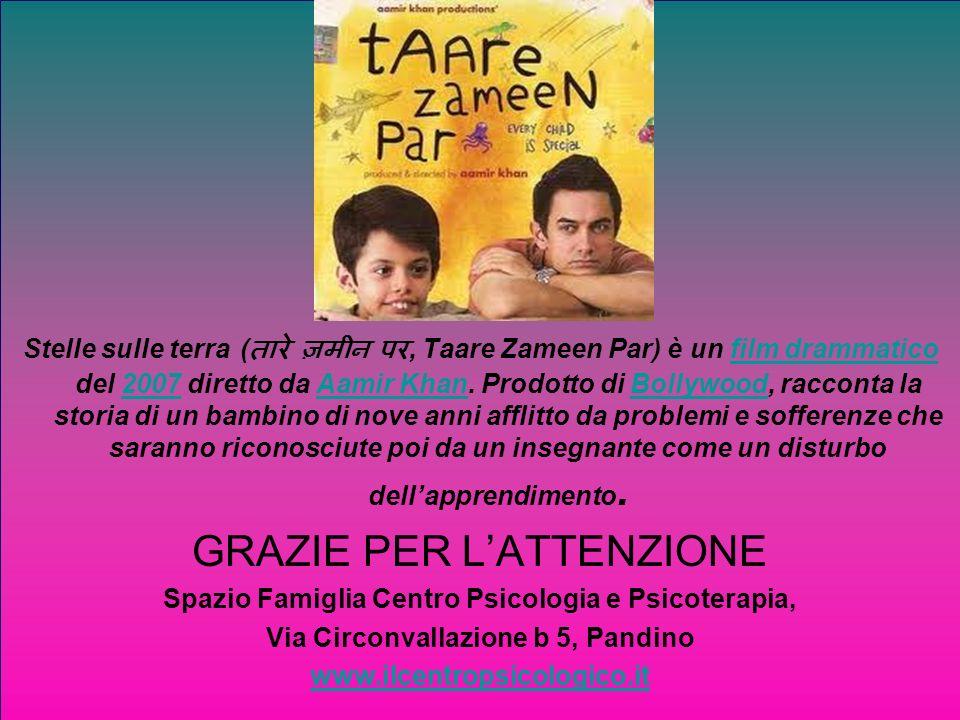 Stelle sulle terra (, Taare Zameen Par) è un film drammatico del 2007 diretto da Aamir Khan. Prodotto di Bollywood, racconta la storia di un bambino d