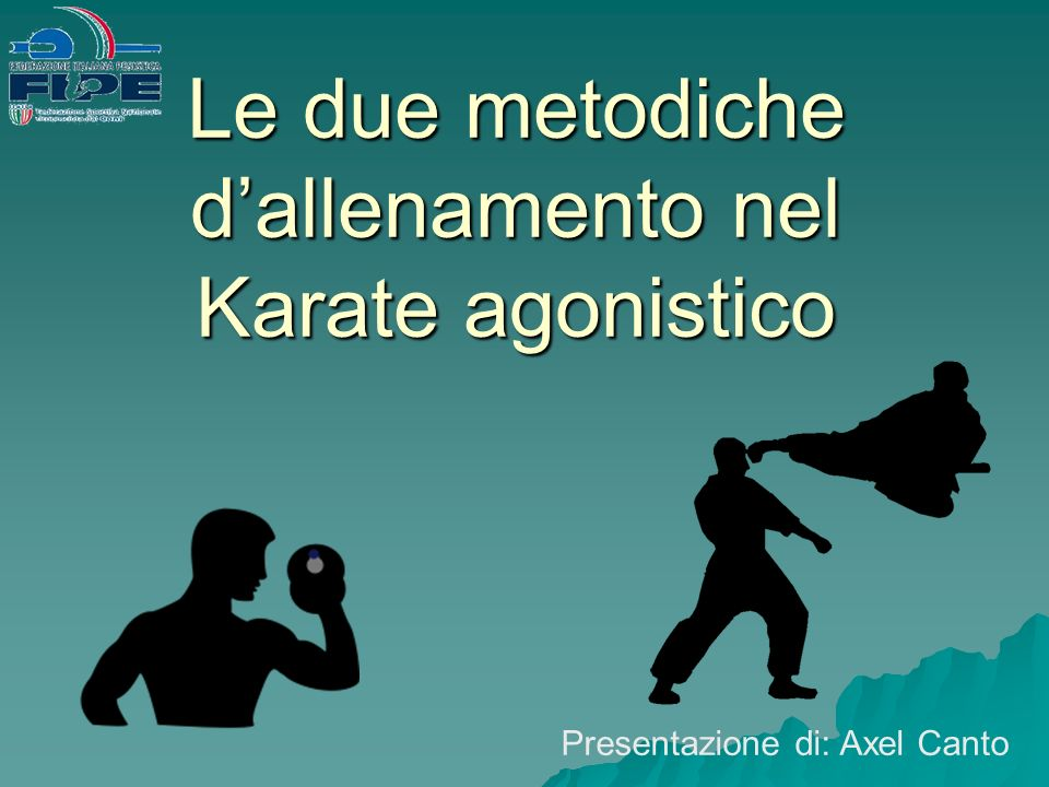 INTRODUZIONE Cosè il Karate.