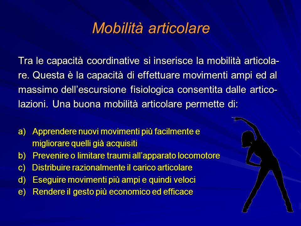 Capacità condizionali Le capacità condizionali assieme a quelle coordinative sono necessari alluomo per poter concretizzare un movi- mento o un gesto atletico.