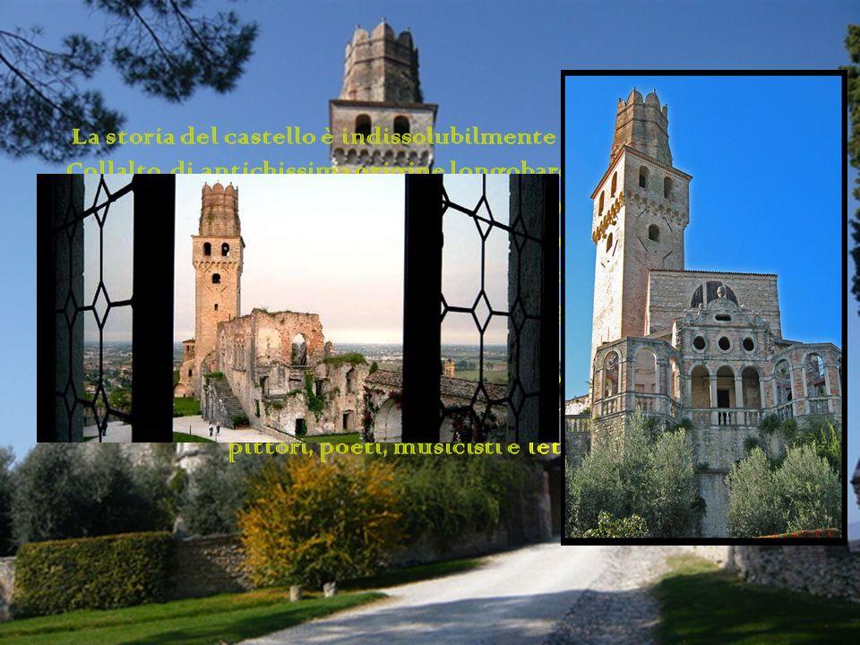 La storia del castello è indissolubilmente legata alla famiglia Collalto, di antichissima origine longobarda, che da Treviso si stabilisce qui tra il