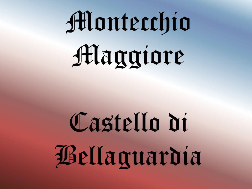 Montecchio Maggiore Castello di Bellaguardia