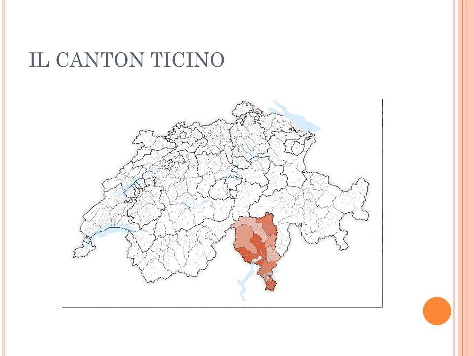 IL CANTON TICINO