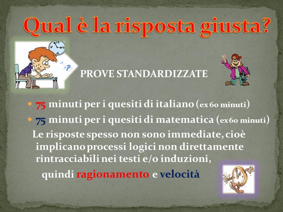 Lavoro curato dalla Prof.ssa Maria Marchitelli referente INVALSI Lavoro curato dalla Prof.
