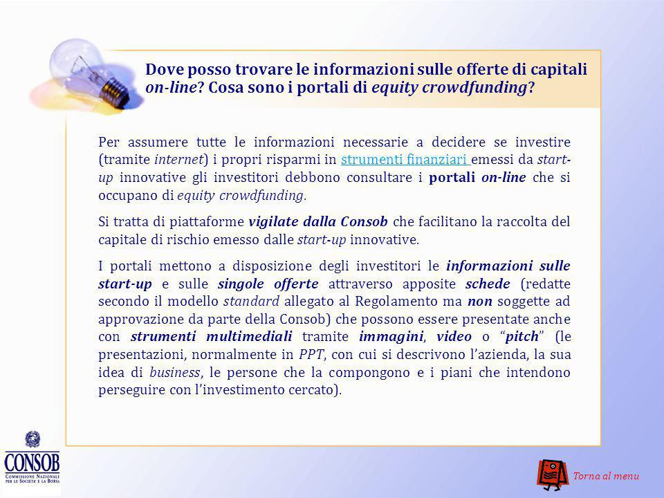 Cosa sono le start-up innovative? Sono start-up innovative le piccole società di capitali (spa, srl o cooperative) italiane, da poco operative, impegn