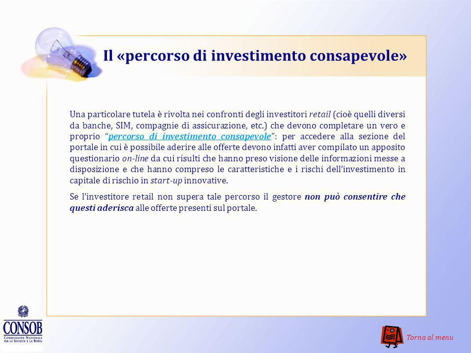 Cosa accade quando un portale è gestito da un soggetto iscritto al registro della Consob? Ci sono differenze nei rapporti con gli investitori? Ai gest