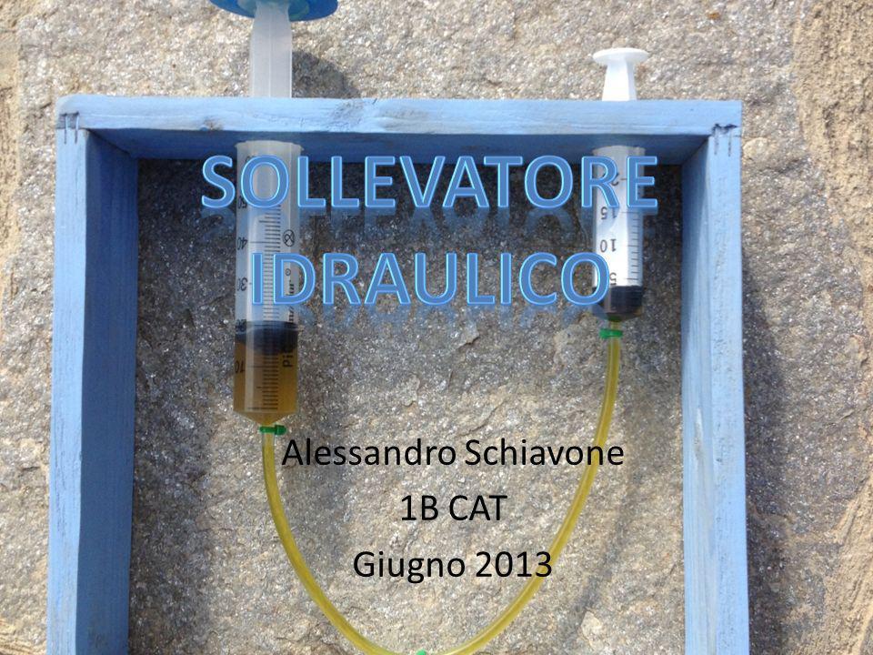 Alessandro Schiavone 1B CAT Giugno 2013