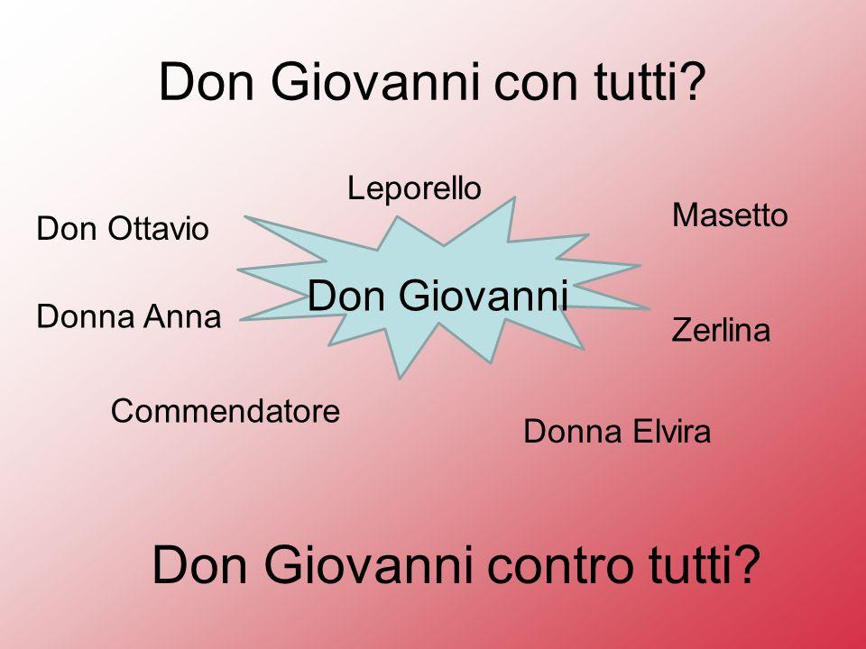 Don Giovanni con tutti.