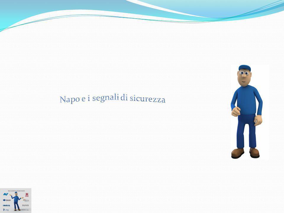 Chi è Napo? Napo è l'eroe dell'omonima serie di cartoni animati. Rappresenta simbolicamente la figura del lavoratore, indipendentemente dal ramo indus