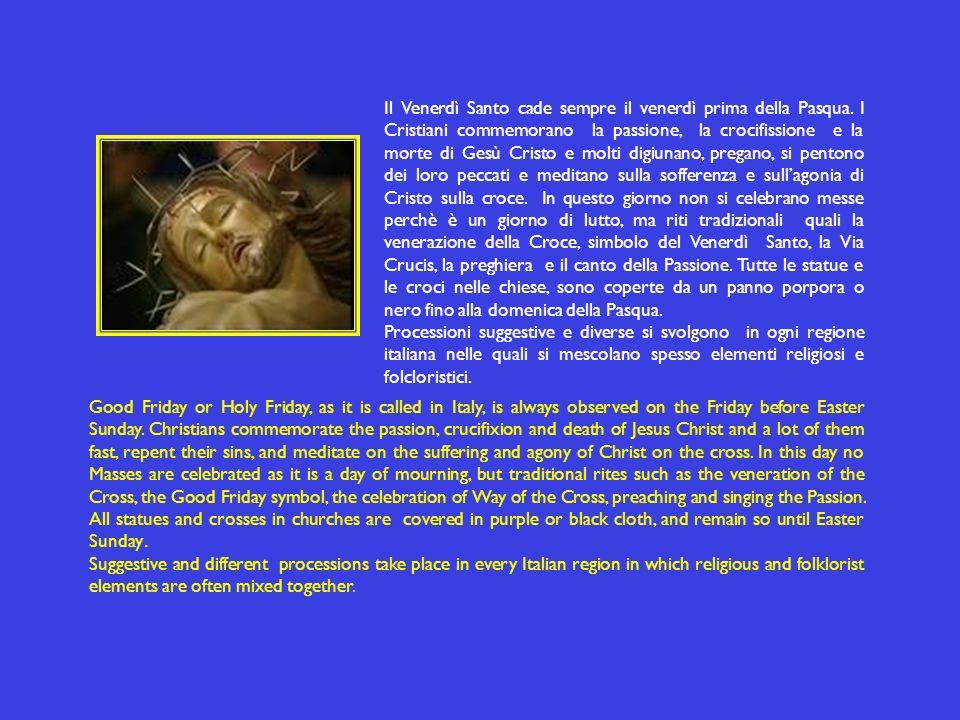 Undicesima Stazione: Gesù è inchiodato sulla Croce Eleventh Station: Jesus is nailed to the Cross Dodicesima Stazione: Gesù muore sulla Croce Twelfth Station: Jesus dies on the Cross