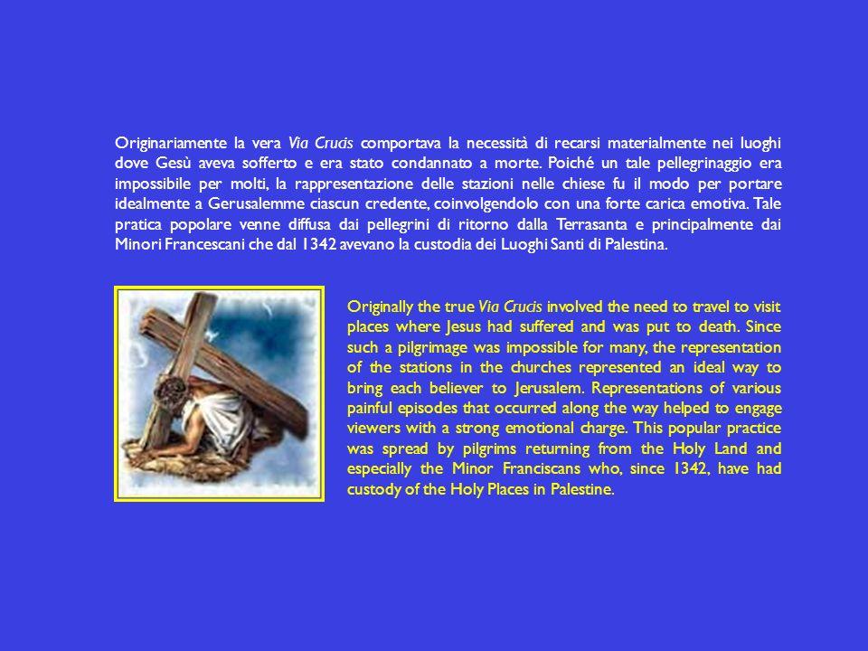 La Processione del Cristo Morto The Procession of the Dead Christ