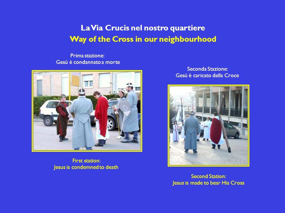 La Processione del Venerdì Santo a Isernia The Good Friday Procession in Isernia