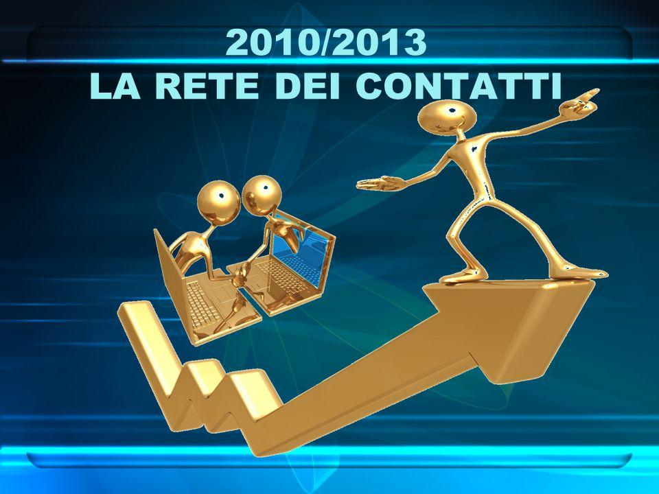 2010/2013 LA RETE 19