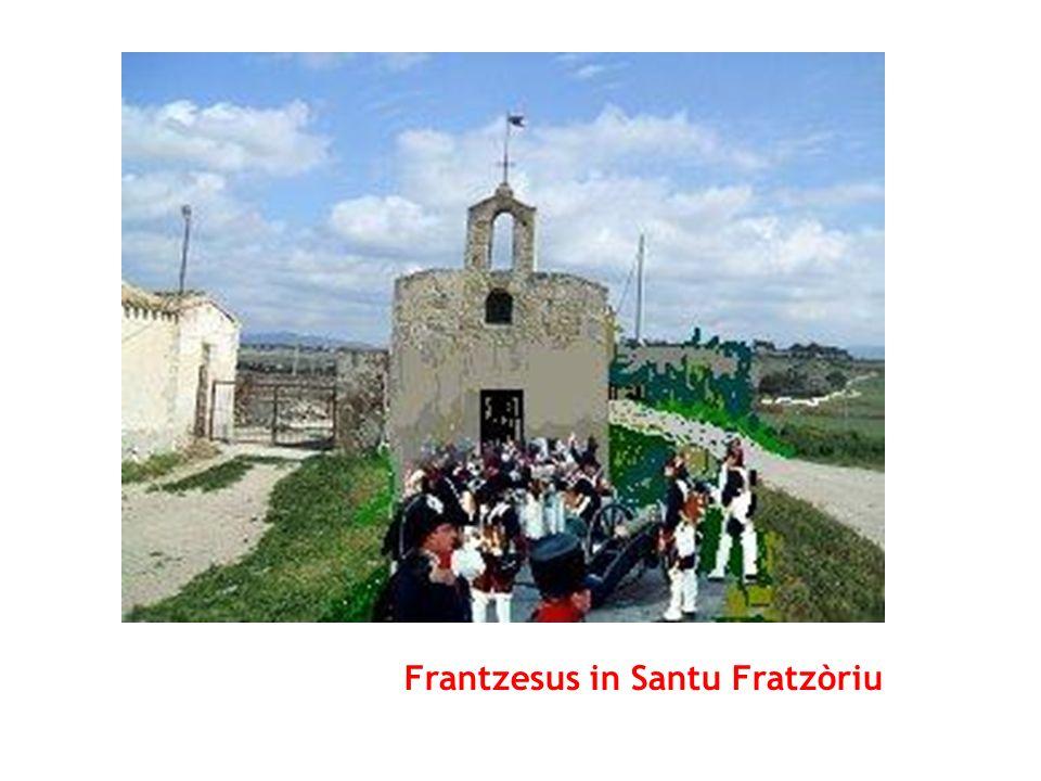 Frantzesus in Santu Fratzòriu