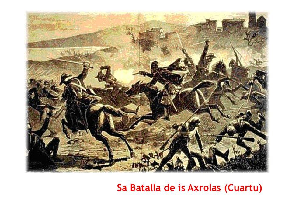 Sa Batalla de is Axrolas (Cuartu)