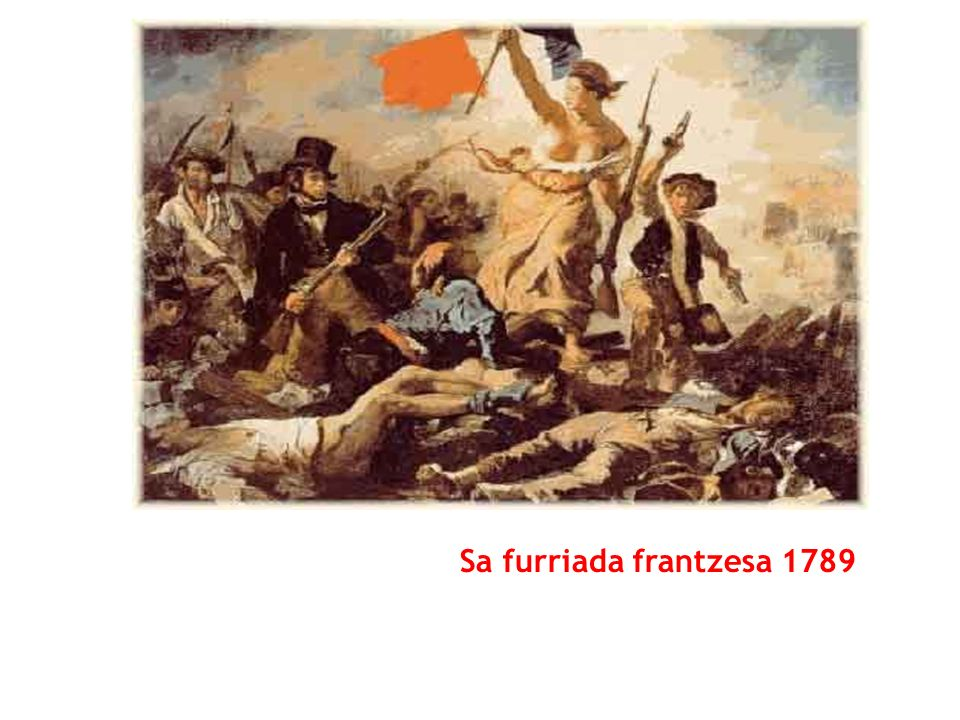 Sa furriada frantzesa 1789