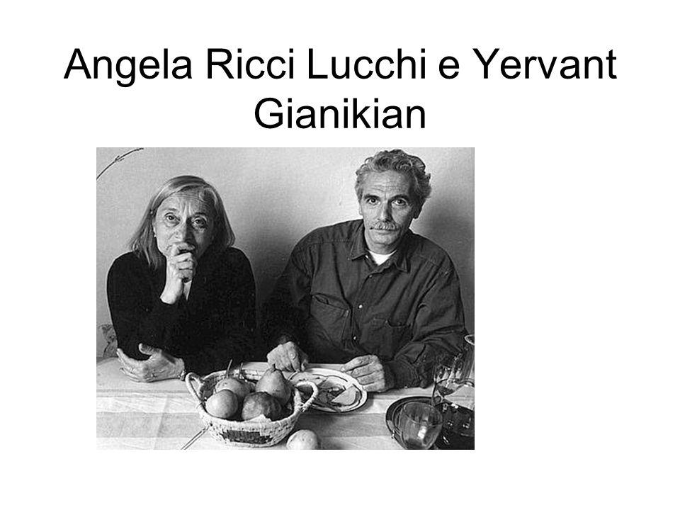 Angela Ricci Lucchi e Yervant Gianikian