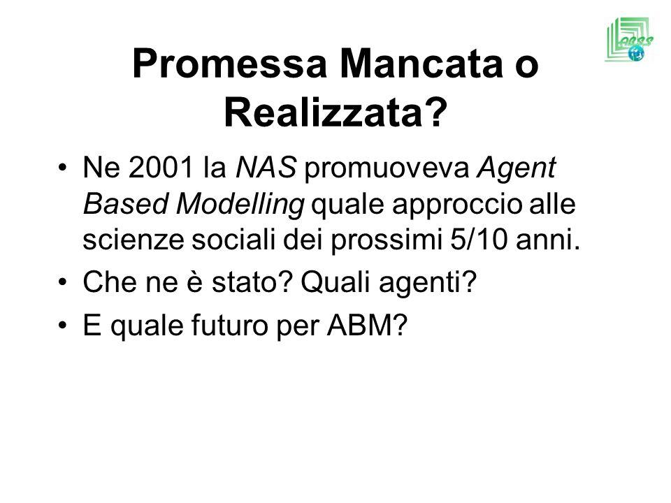 Promessa Mancata o Realizzata.