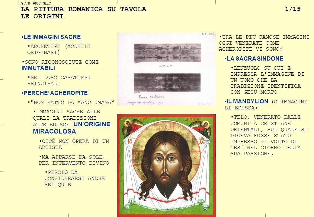 12/15 GIANNI PICCIRILLO 1240, SAN DOMENICO, BOLOGNA LA PITTURA ROMANICA SU TAVOLA I CROCIFISSI ROMANICI IL TEMA DEL CHRISTUS PATIENS
