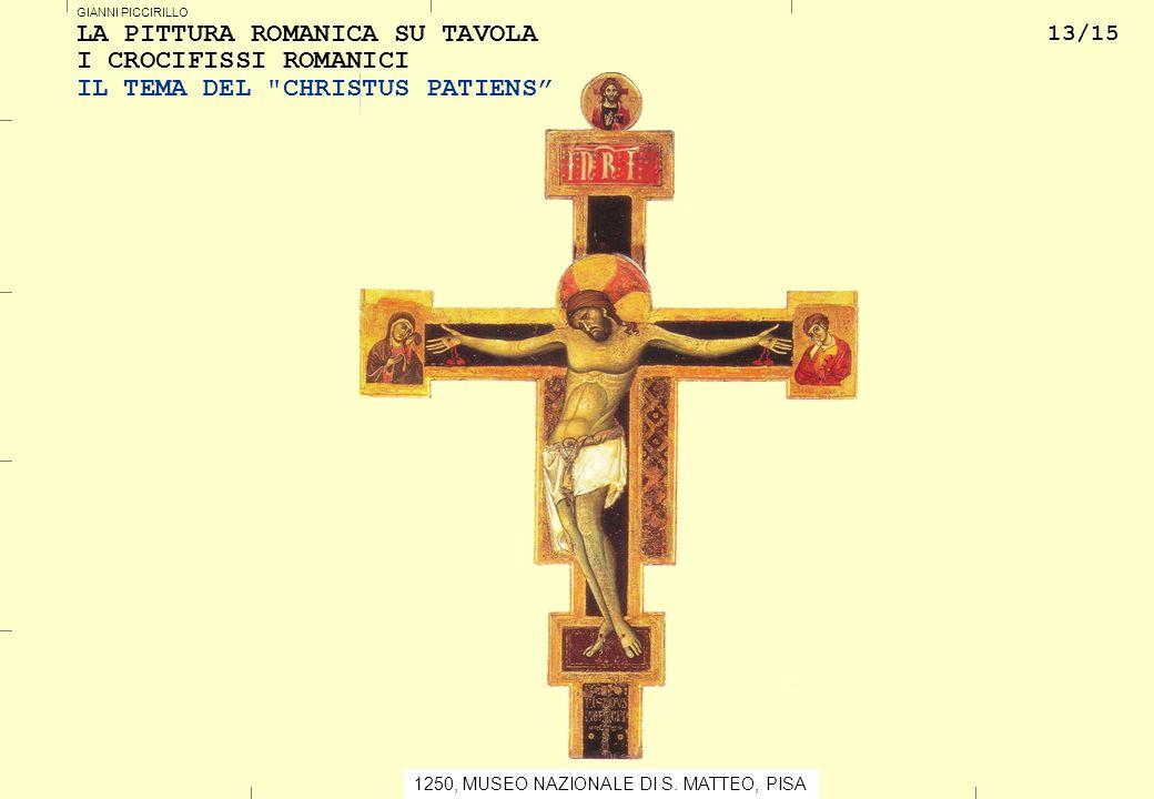 13/15 GIANNI PICCIRILLO 1250, MUSEO NAZIONALE DI S.