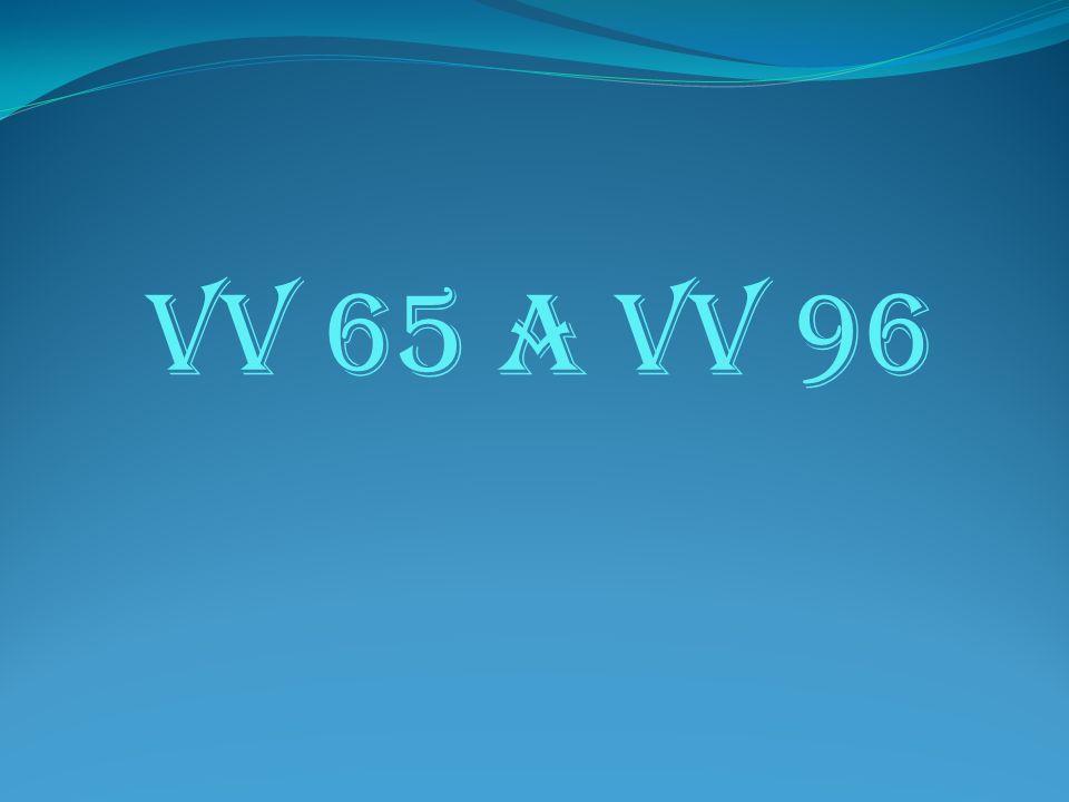 VV 65 a VV 96