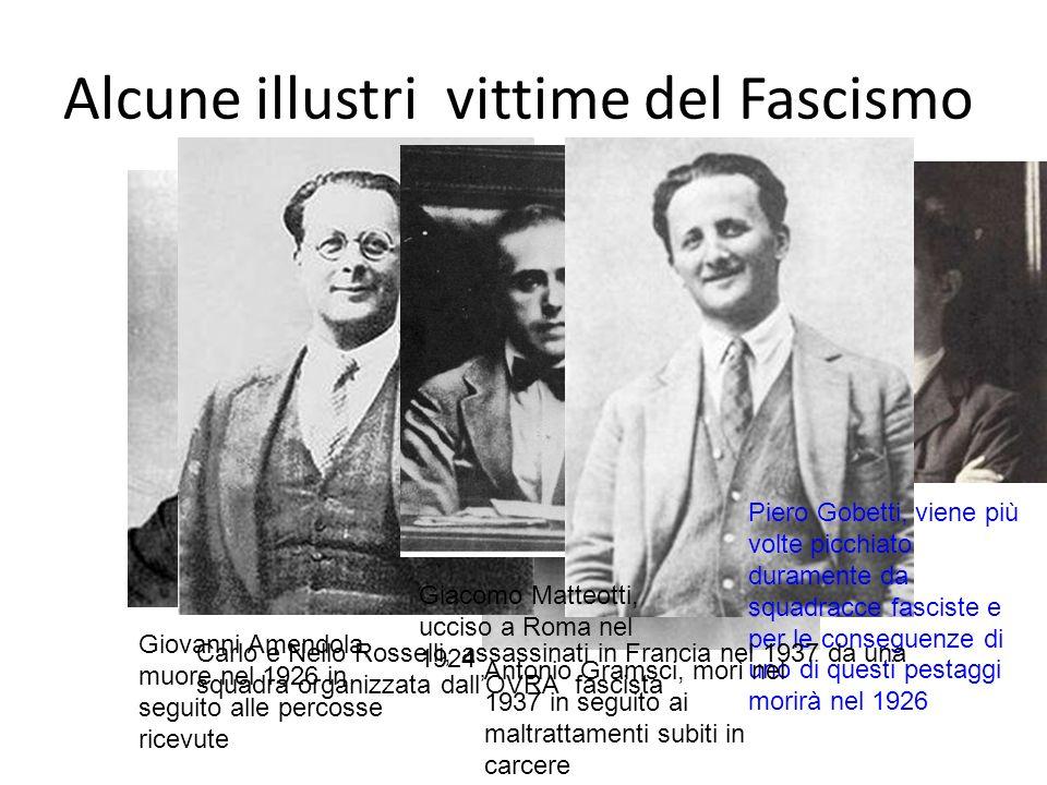 Le leggi Fascistissime (1926) -SOPPRESSIONE DELLA LIBERTÀ DI STAMPA -CHIUSURA DEI SINDACATI e ABOLIZIONE DEL DIRITTO DI SCIOPERO -SCIOGLIMENTO DEI PAR