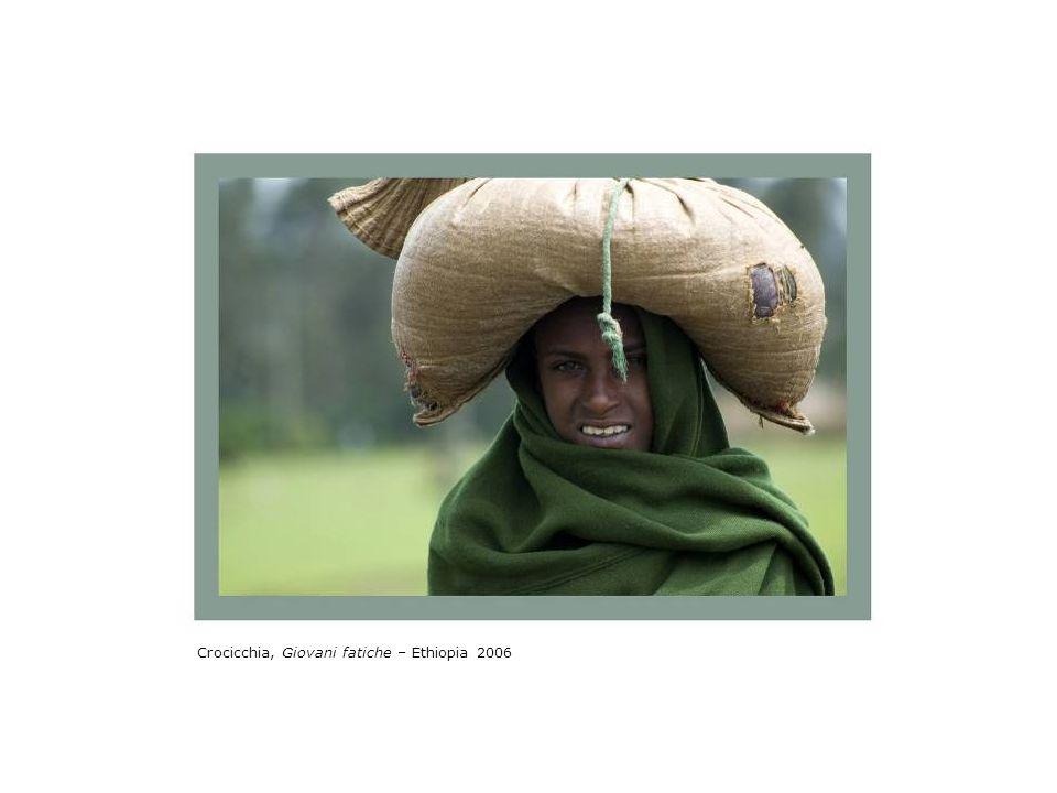 Crocicchia, Giovani fatiche – Ethiopia 2006