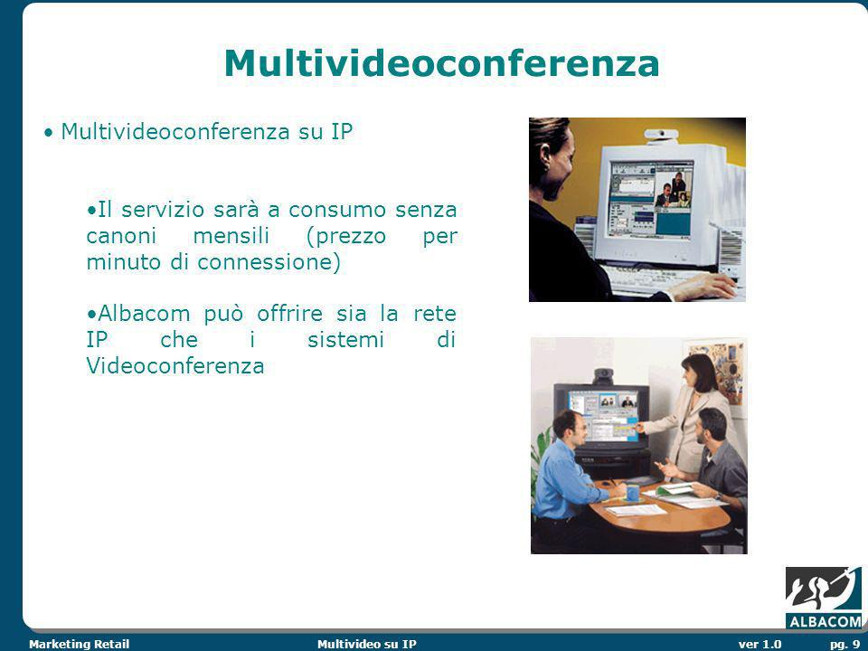 Marketing RetailMultivideo su IPver 1.0 pg.