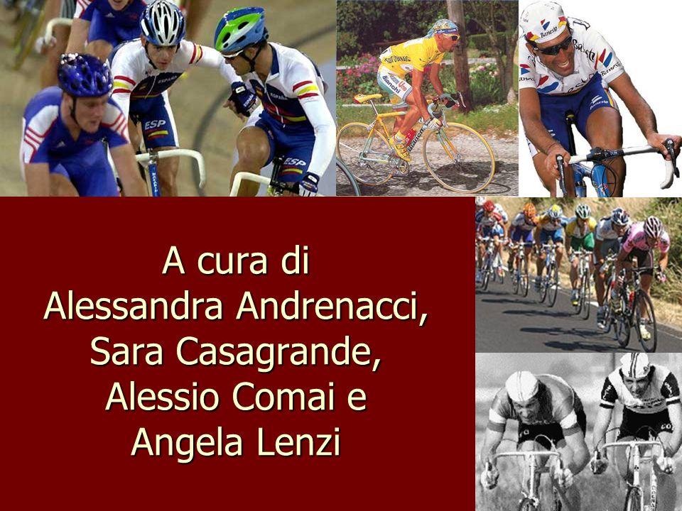 A cura di Alessandra Andrenacci, Sara Casagrande, Alessio Comai e Angela Lenzi