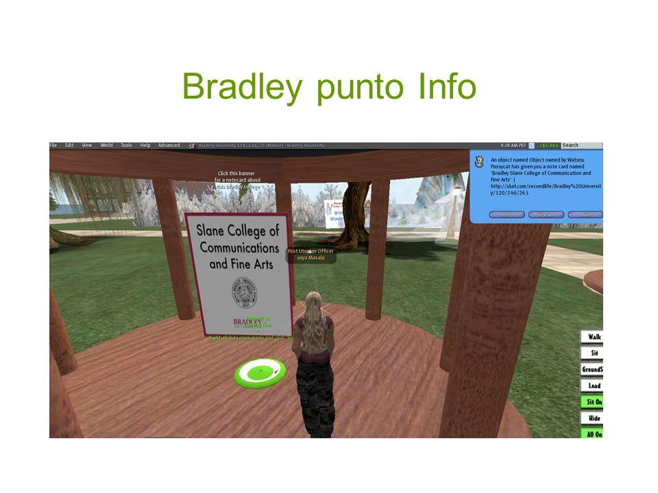 Bradley punto Info