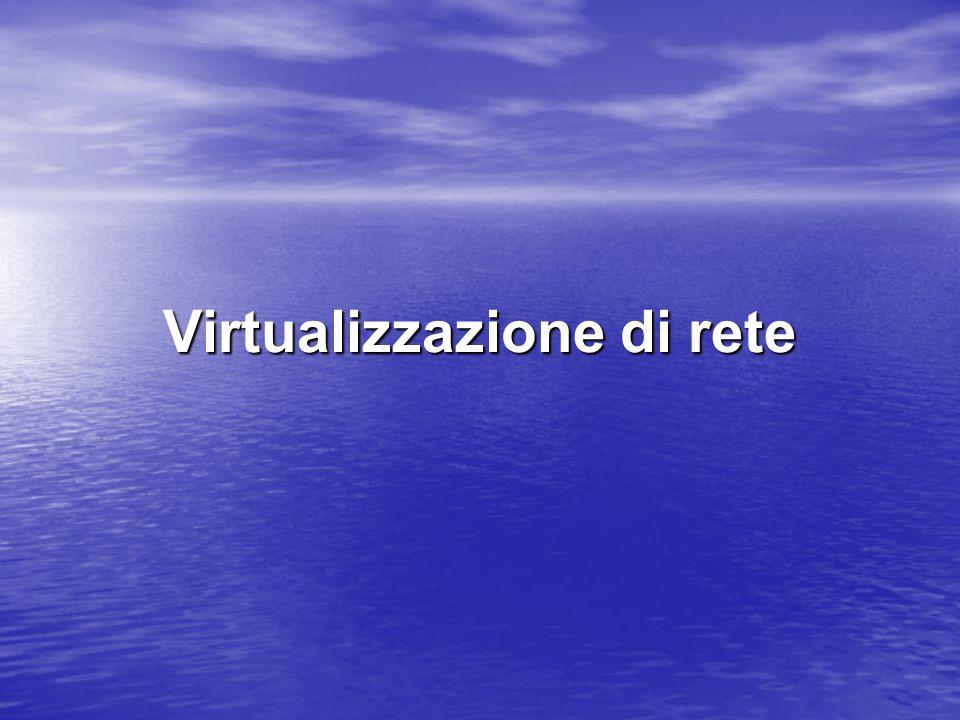 Virtualizzazione di rete