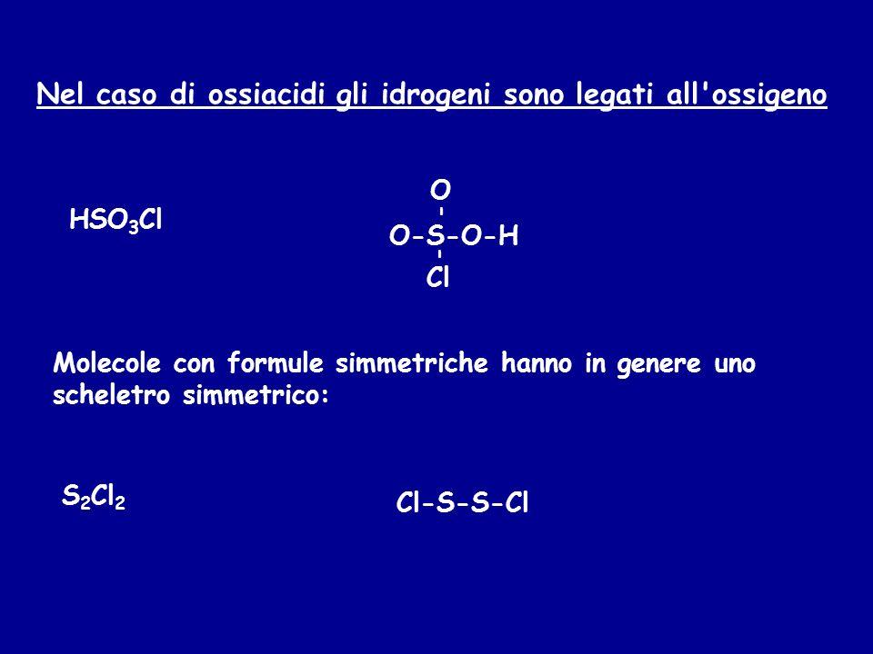 Una volta rappresentato lo scheletro della molecola la sua formula di Lewis può essere disegnata sulla base della seguente procedura 1)Contare il numero totale di elettroni di valenza sommando gli elettroni di valenza di ogni atomo e tenendo conto della carica per uno ione poliatomico 2) Disegnare lo scheletro della molecola rappresentando un legame con una coppia di punti o con un trattino 3) Assegnare gli elettroni agli atomi che circondano l atomo centrale (o gli atomi centrali) in modo da soddisfare la regola dell ottetto 4) Un legame dativo corrisponde ad un doppietto elettronico