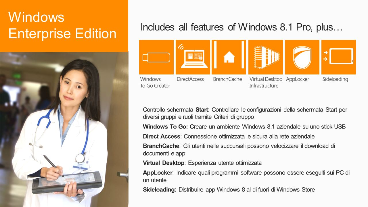 Windows Enterprise Edition