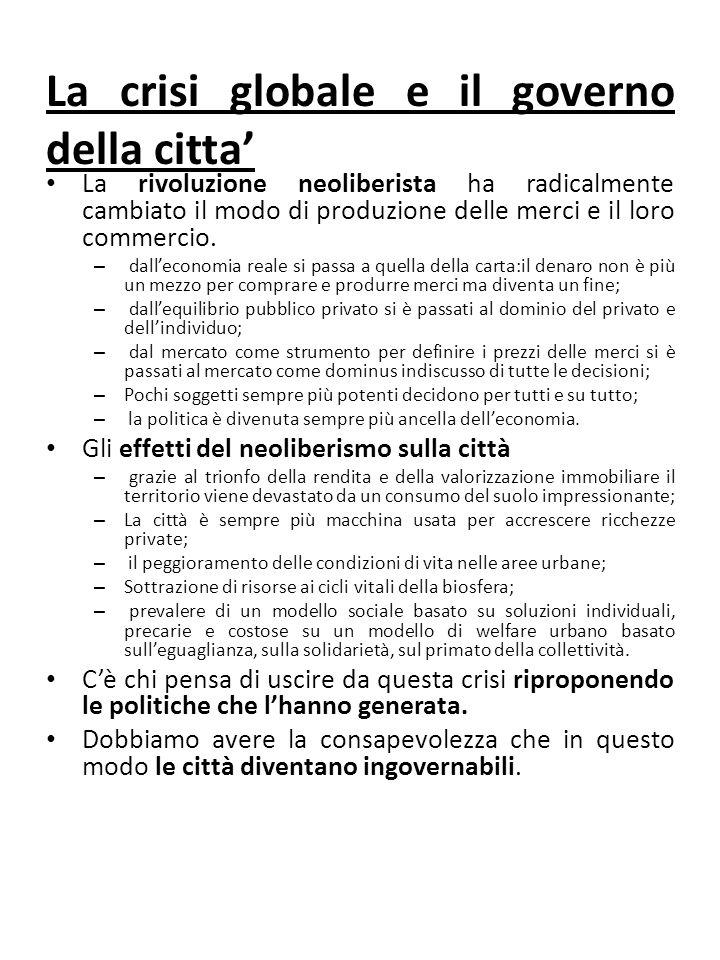 Grandi opere Propongo di realizzare a Genova una unica grande opera: la messa in sicurezza del suo territorio e dei suoi corsi dacqua.