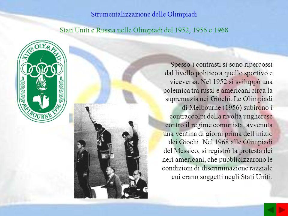 Conclusioni sulle Olimpiadi Nella società moderna le olimpiadi svolgono un importante ruolo di coesione sociale meccanica e, in molti casi, anche organica.