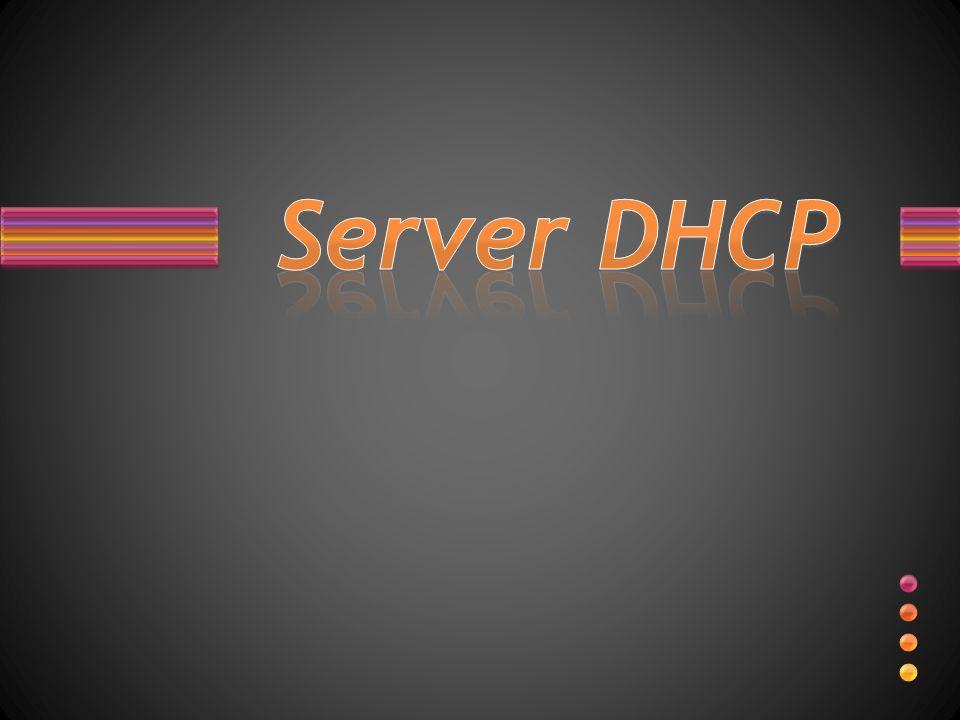 Il Dynamic Host Configuration Protocol (DHCP) (protocollo di configurazione dinamica degli indirizzi) è un protocollo che permette ai dispositivi di rete di ricevere la configurazione IP necessaria per poter operare su una rete basata su Internet Protocol.protocolloIPInternet Protocol
