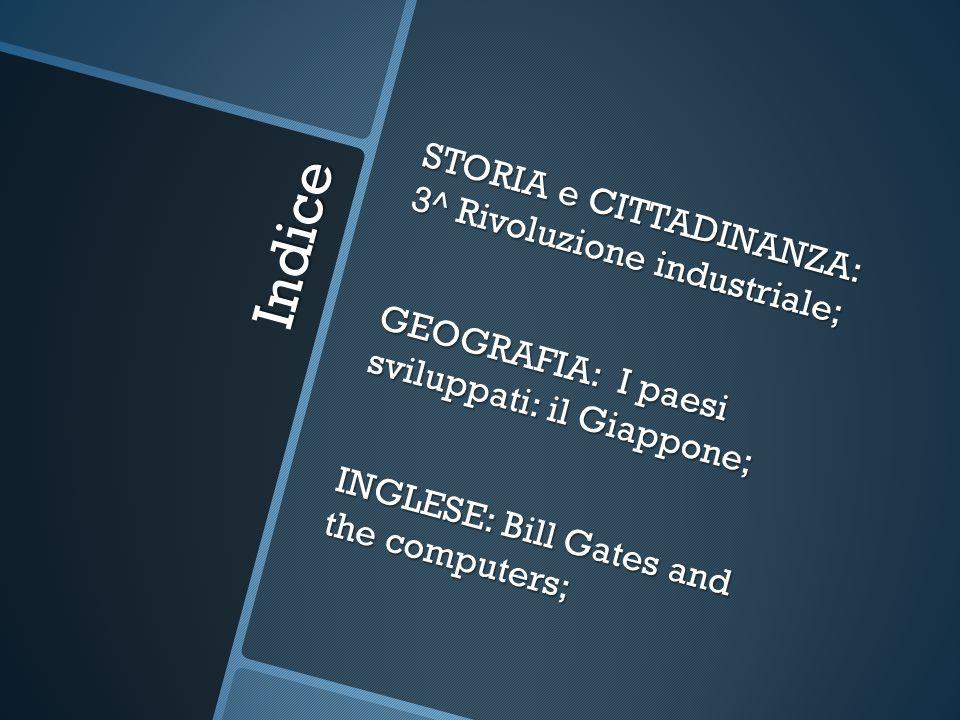 Indice ED.TECNICA: Le centrali nucleari; SCIENZE: I neutrini e la materia; ITALIANO: Isaac Asimov (vita e opere);
