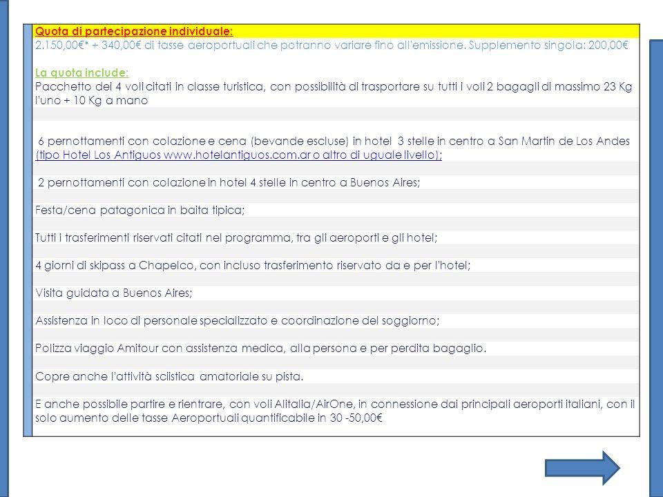 Informazioni e adesioni: UNICOPER TURIST soc.coop.