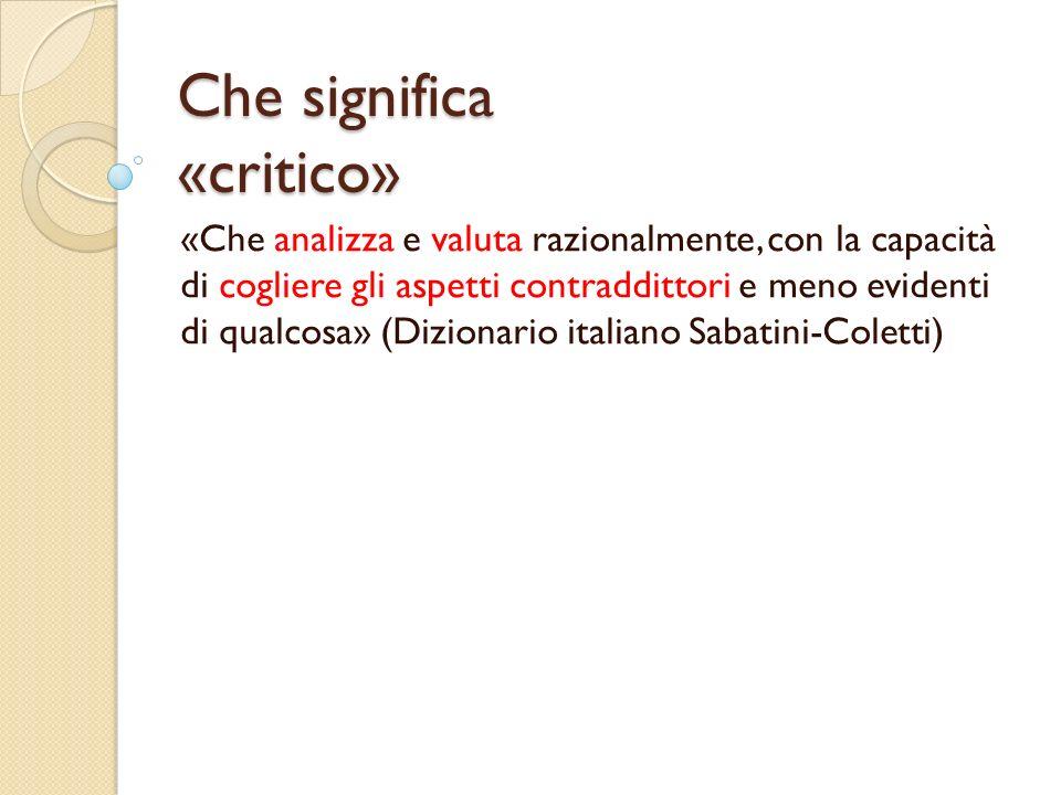 6 – Stesura del testo Poiché il saggio si basa su un insieme di documenti, è importante sapere fare un buon uso delle citazioni.