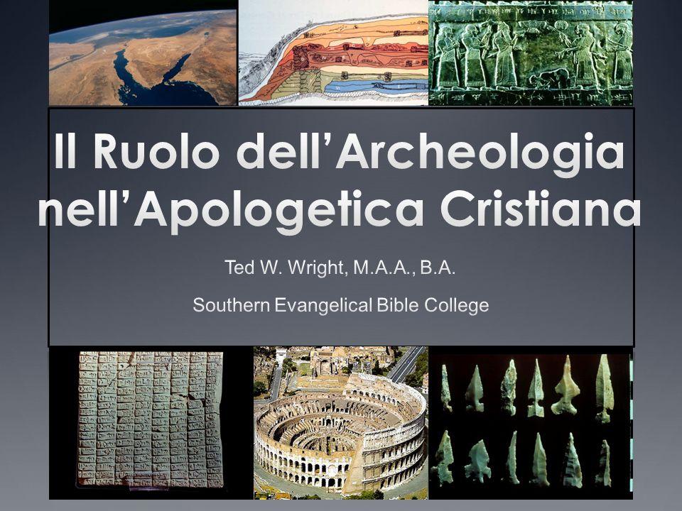 Archeologia – Afferma il testo: Queste nazioni sono esistite.