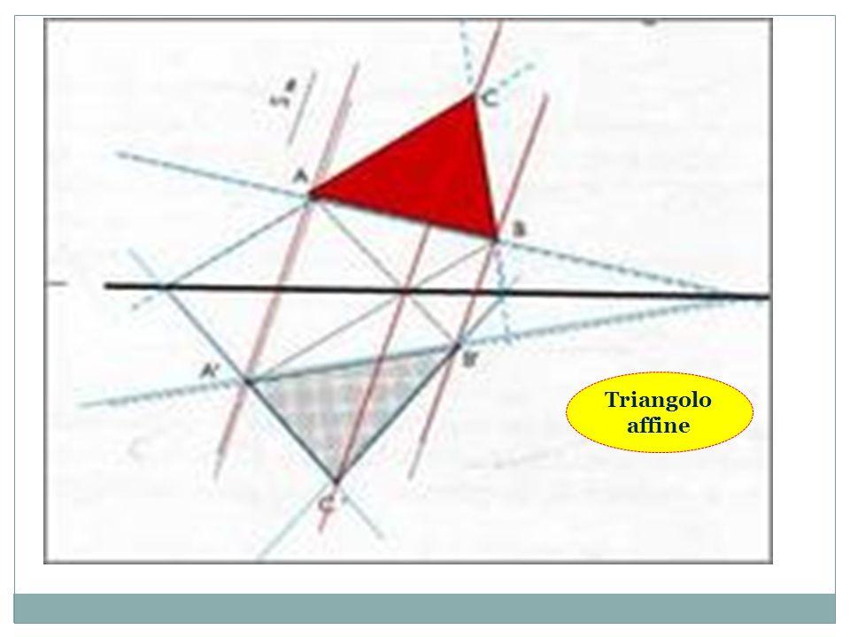 Triangolo affine