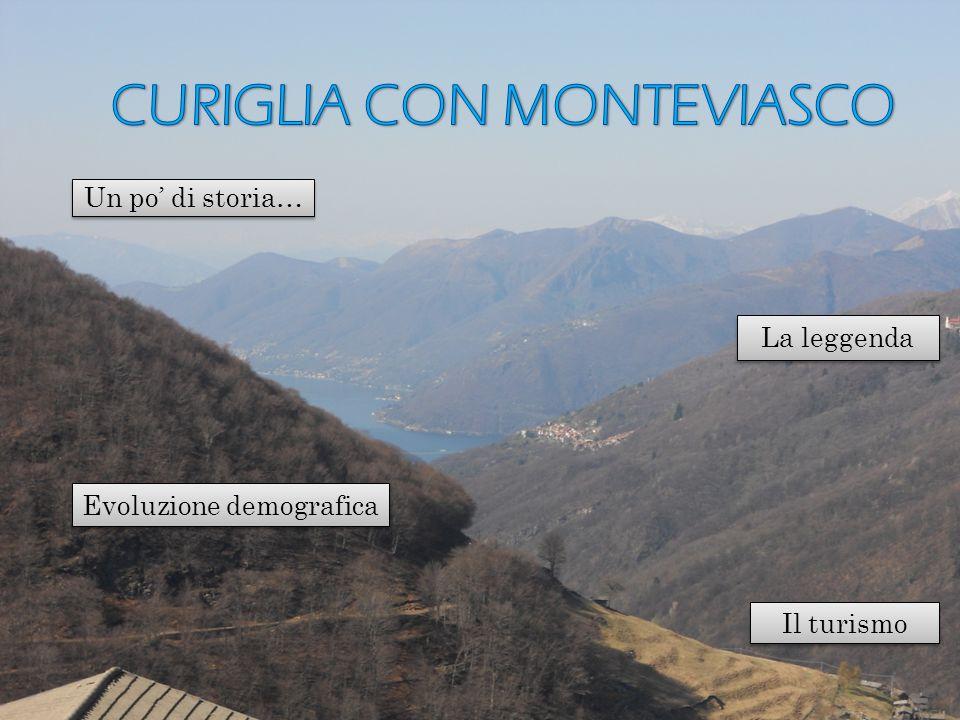 La storia degli insediamenti umani nella valle è molto antica.