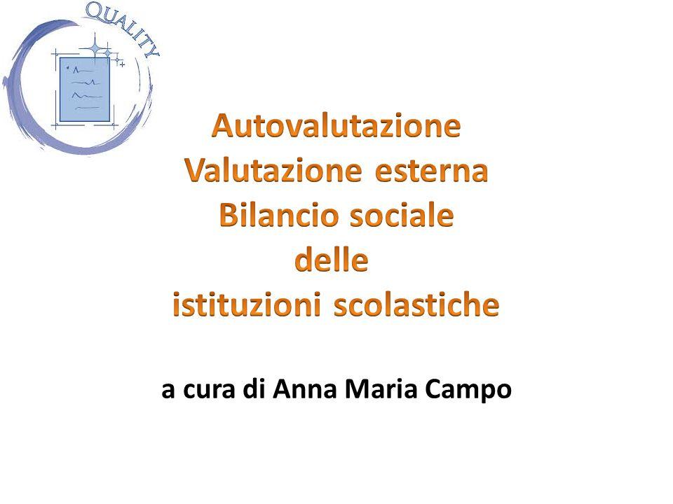 Esperienze di autovalutazione più diffuse in Italia: E.F.Q.M.