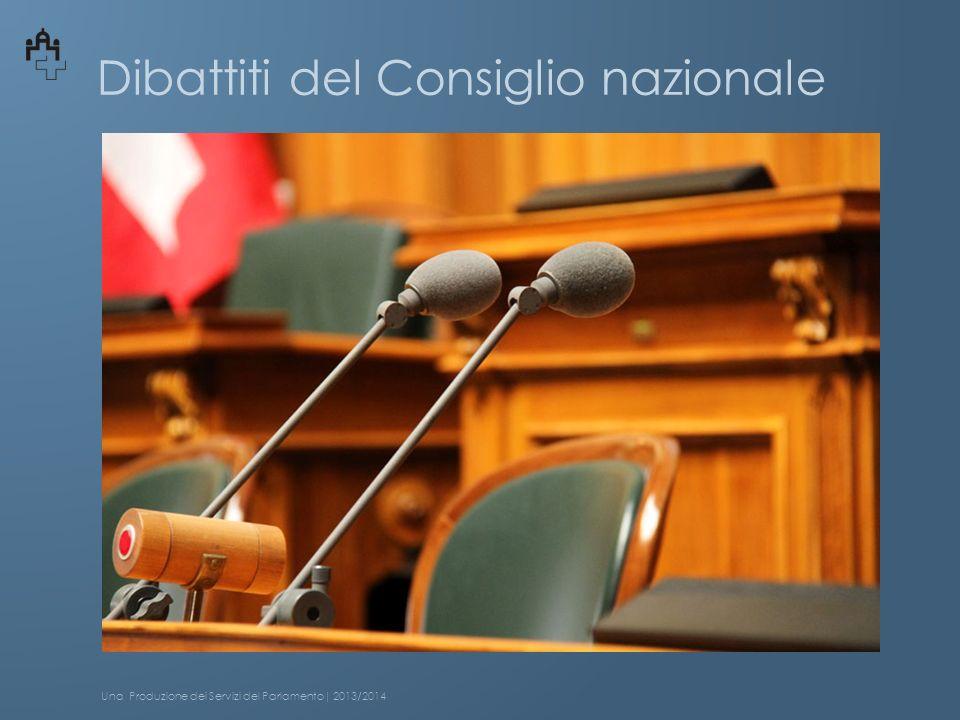 Les Services du Parlement Il segretario generale da luglio 2013 Philippe Schwab Una Produzione dei Servizi del Parlamento| 2013/2014