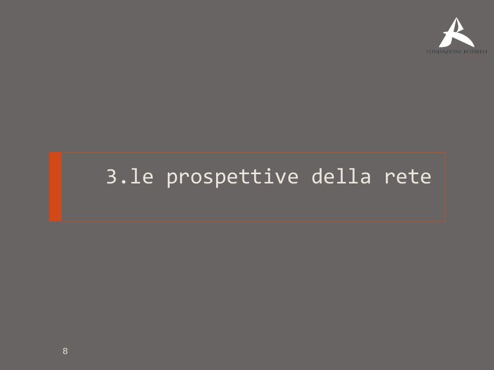 3.le prospettive della rete 8