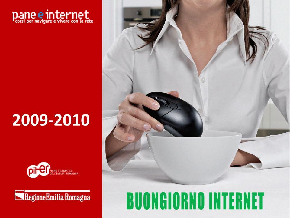 Utilizzo internet? Valutazione ex - post Fonte : indagine ex-post AICA e Regione Emilia-Romagna