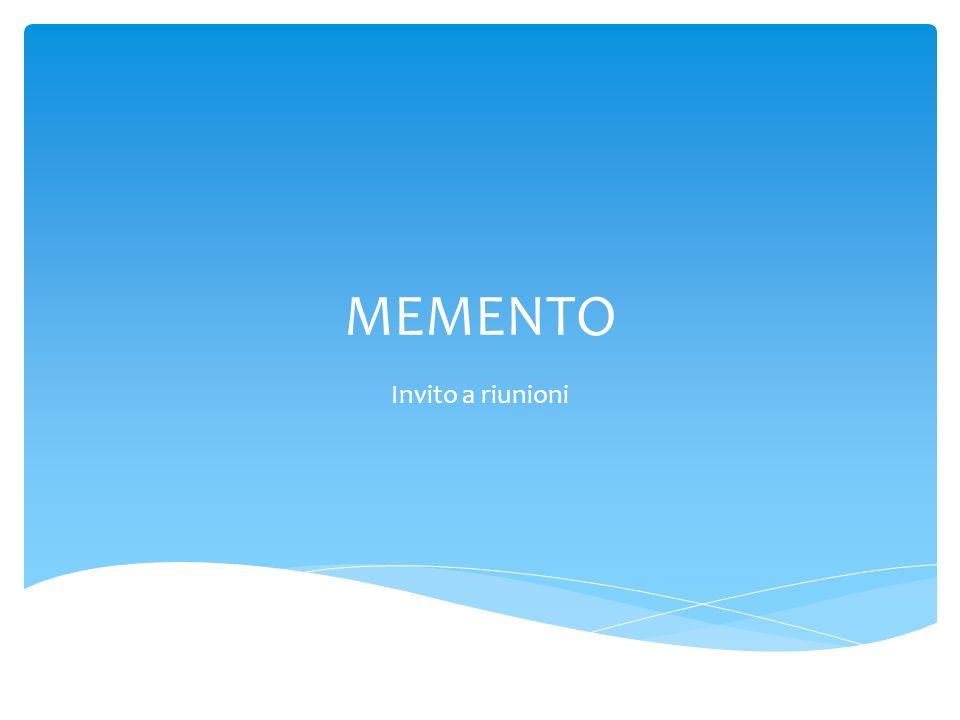 l innovativo sistema integrato che permette di automatizzare la procedura di invito ad un evento; permette di monitorare in tempo reale, l andamento delle adesioni e impostare eventuali ripetizioni dell invito; in grado di inoltrare gli inviti e raccogliere le adesioni attraverso il mezzo di comunicazione più usato ed efficace: il telefono; consente di selezionare gli utenti o i gruppi di utenti da invitare attraverso un intuitivo sistema basato su parole chiave; dotato di un efficace sistema di notifiche via SMS e e-mail per inoltrare inviti o promemoria; segnala automaticamente eventuali modifiche nella data, l orario o il luogo dell evento a tutti gli invitati.