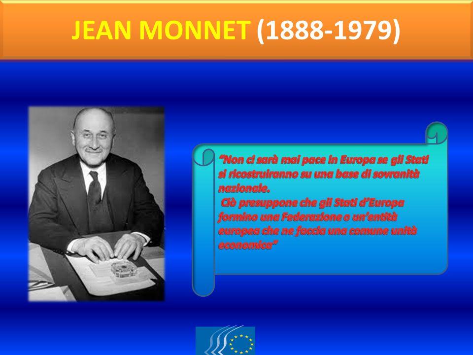 JEAN MONNET (1888-1979)