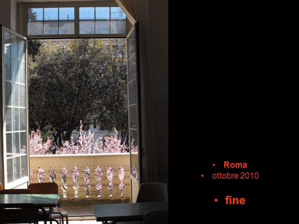 Roma ottobre 2010 fine