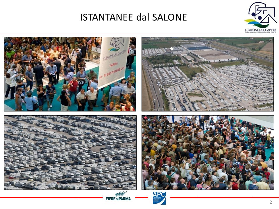 ISTANTANEE dal SALONE 2